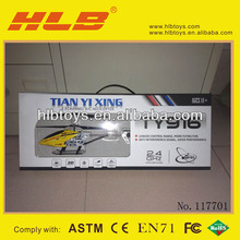 New ! TY916 3.5channel with 2.4GHz bell rc helicopter