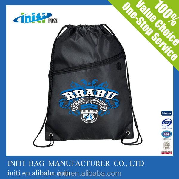 2015 Alibaba best-selling kids fold up polyester bag