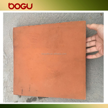 Outdoor floor handmade terracotta tile price