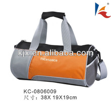 Mini Size Cylinder Foldable Travel Tote Bag