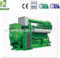 Famous Manufacturer of soundproof Natural Gas Generator Set