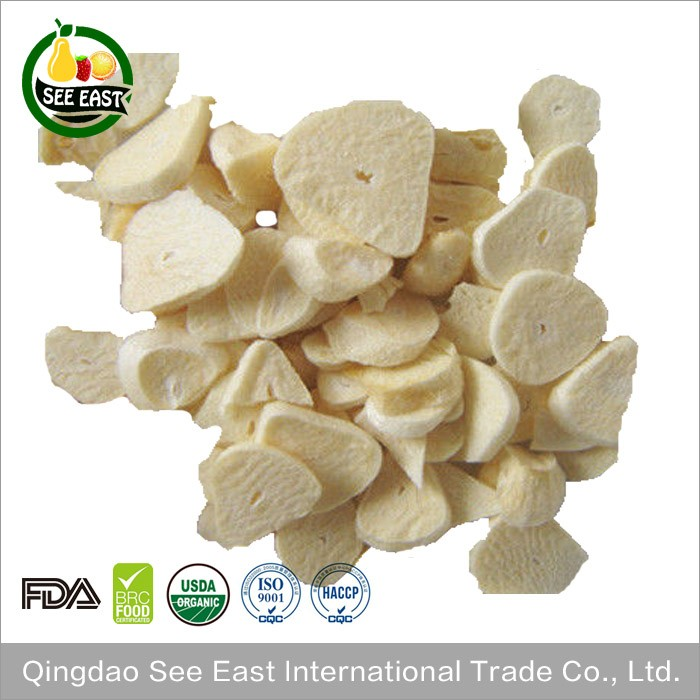 fd vegetable freeze dried garlic dried garlics