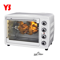45L New design household toaster oven for pizza with great price