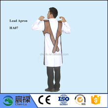 Good supplier medical x-ray protective lead apron lead coat