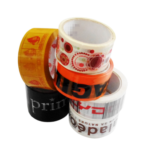 55 yard Custom Printing Colorful Box Sealing Tape