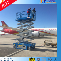 China Factory Direct Sale Scissor Type Skylift 14m
