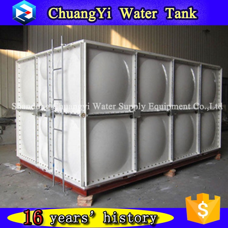 famouse factory supply 100 M3 used plastic water tank/plastic water tank 1000 liter