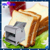 Hot Sale Bread Slicer Machine/ Electric Bread Loaf Cutting Machine/ Stainless Steel Manual Bread Slicer