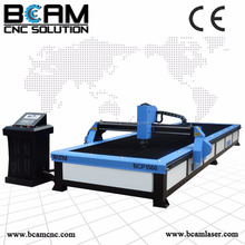 Most popular Chinese supplier BCP1325 cnc plasma metal cutting machine for sale
