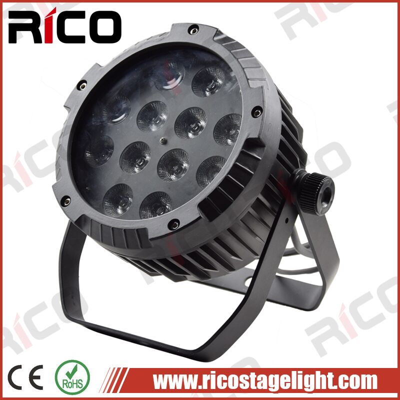 dimming stage lights dmx ip65 outdoor led par <strong>12</strong> x <strong>12</strong> par 6in1