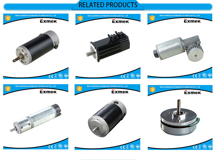 high torque low rpm dc brushless gear motor 24v