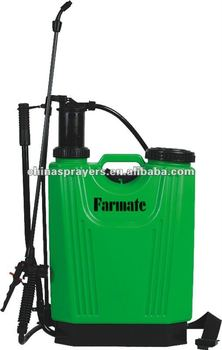 Backpack hand operated garden sprayer 12L,CE certified.