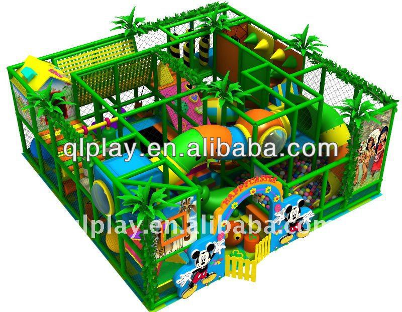 Popular indoor playground amusement sliding dragon rides for theme park