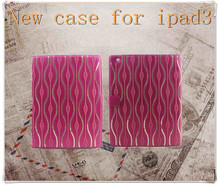 New fashion 2014 trendy case and cover for ipad 3