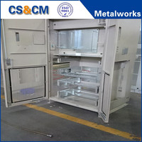 OEM/ODM Powder Coating Steel Enclosure Electronic Control Cabinet