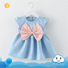 SD-993G infant dress for summer season tutu dress imported kids dress children frocks designs