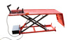 220V /50Hz Electrical Motorcycle lift table