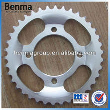 High Quality Motorcycle Sprocket Chain RX115 428/38T, Low Price Motorbike Transmission Parts