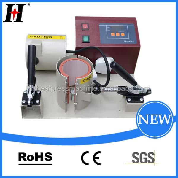 Qx a8 c manual mug press t shirt printing machine prices for T shirt printing machine cost in india