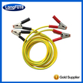 800 amp car jumper starter 4 GA power cable with alligator clamp