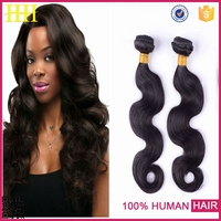 New arrival 100% unprocessed virgin brazilian fake hair ponytails black women