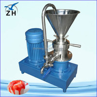 high efficiency peanut/bean colloid mill machine colloid grinder for nut butter and soybean paste