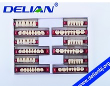 Delian Synthetic Resin Teeth Composite Acrylic Teeth Acrylic Resin Teeth
