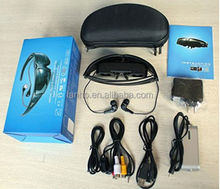52inch Portable Wireless Video Glasses Eyewear Mobile Theatre VG260