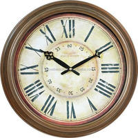 old style ancient clock vintage home decor