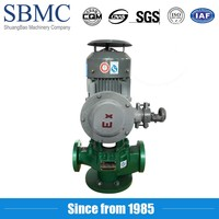SS304 and SS322L stainless steel vertical multistage centrifugal pump