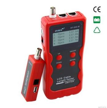 Noyafa ethernet wire tester for RJ45 RJ11 USB and BNC cables