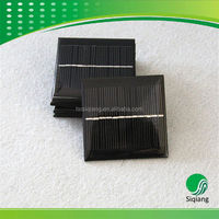 High efficiency poly solar cell module