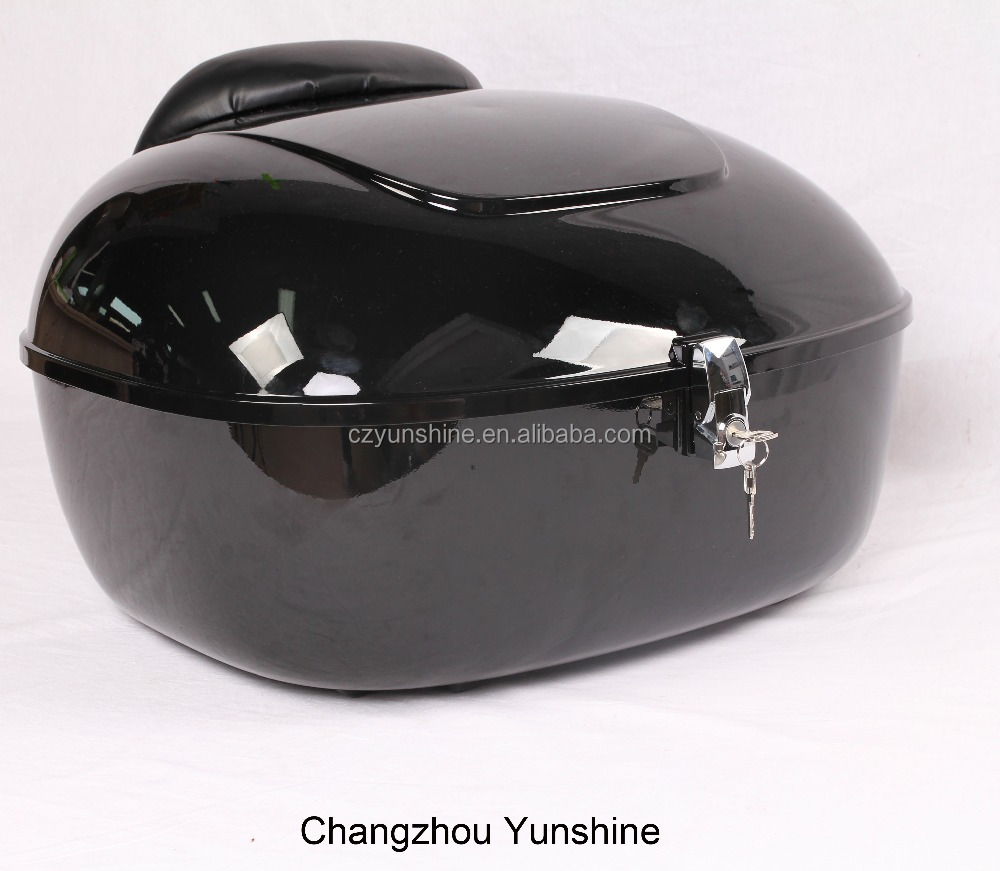 New arrival Motorcycle delivery box, motorcycle top box case
