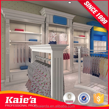 children's boutique clothes shop furniture garment display