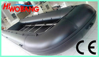 7-10m cheap inflatable rubber boat with outboard motor for sale