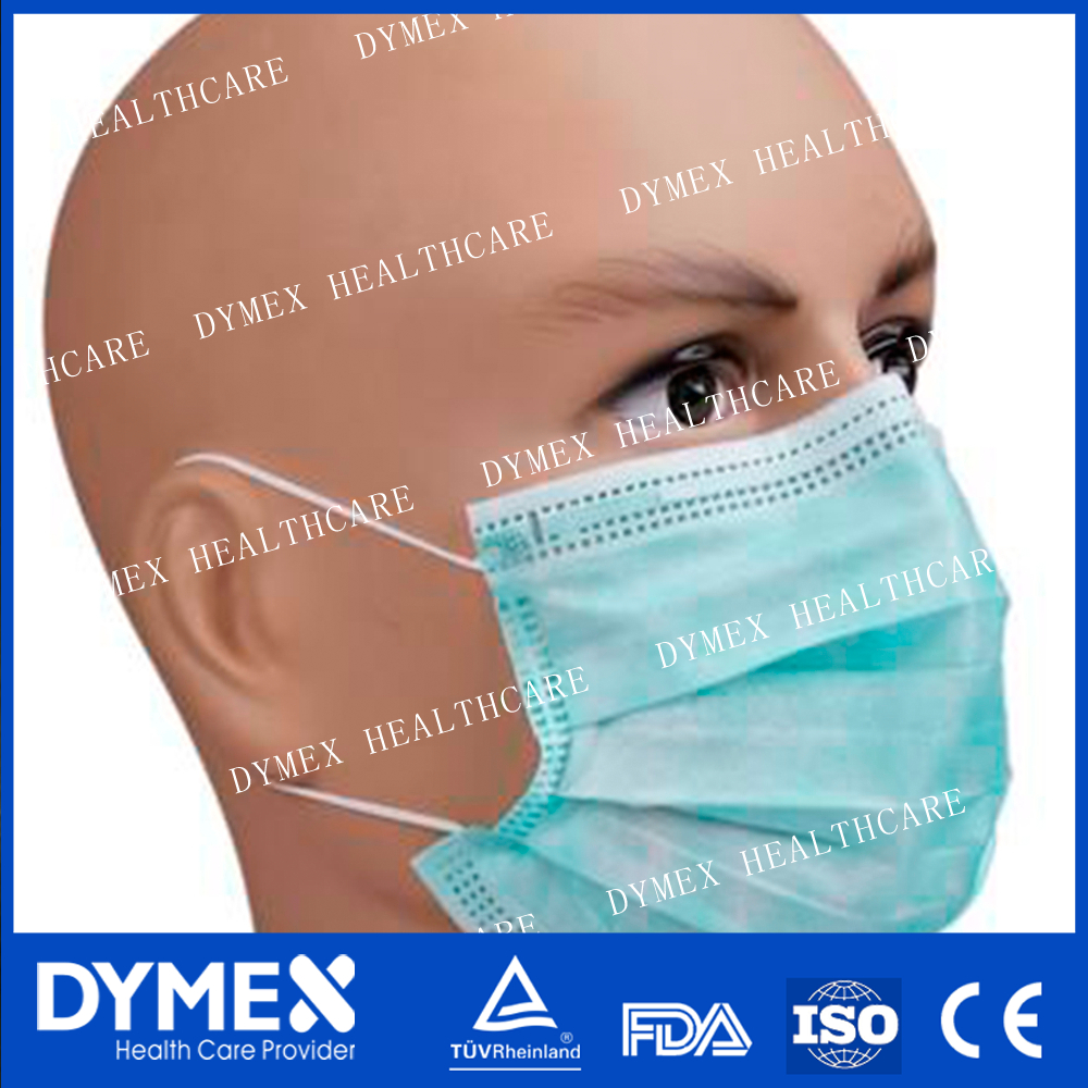 Wholesale Abibaba disposable decorative 3 ply surgical mask