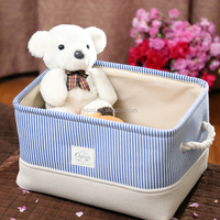 cardboard drawer boxes canvas storage box for toy rooms