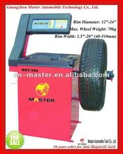 used wheel balancer MST-990 fe wheel balance weight and zn wheel balance weight