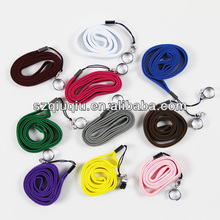 Best seller ego necklace,ego ring clip necklace various colors low price
