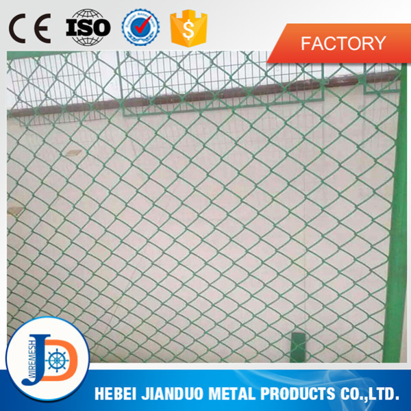 Alibaba express China 10x10 chain link fence panels with gold supplier