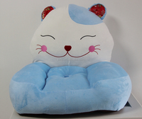 Lovely cat toy design soft cat sofa