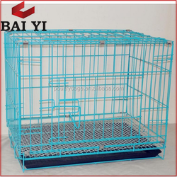 Popular New Design Two Doors Floding Large Dog Cages
