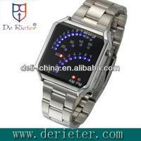 2013 High quality latest fashion set led watch and digital watch LED Watches