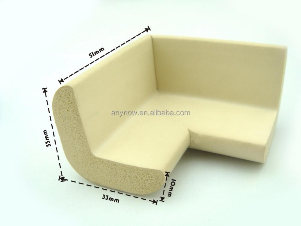 Baby Safety Furniture Edge Guard Bumper Protector Plastic Corner Guard Rubber Prtection