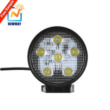 "18w 4.5"" inch mini round motorcycle truck ep emc ip68 led work light"