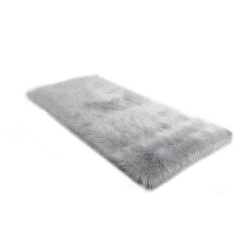 decoration carpet plush fur rug custom carpet