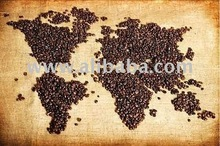 Organic Robusta and Arabic Coffe Beans With Quality Certifications