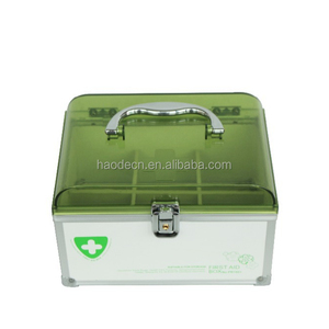 Latest Hot Sale Aluminum Frame ABS Plastic First Aid Case