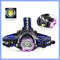 Super Bright 2000Lm XM-L T6 LED Headlamp Fishing Headlight 2X 18650 Rechargeable Torch Waterproof LED Headlamp Headlight