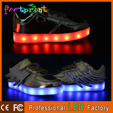 Hot Sale USB Charging light Flashing Sneakers LED Shoes